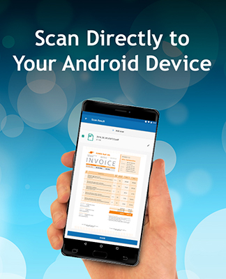 Mopria Scan offers a convenient way for you to scan documents from your scanner or multi-function printer (MFP) directly to your Android mobile device.