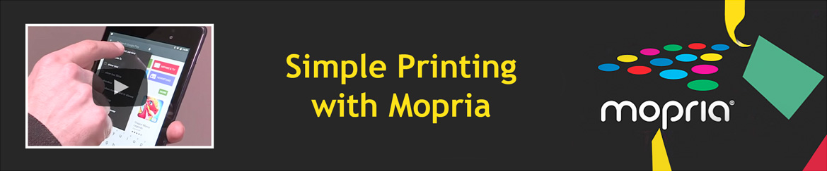Using Mopria