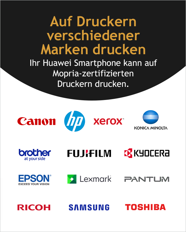 Drucken Von Huawei
